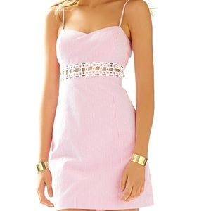 Lilly Pulitzer Sheena pink dress